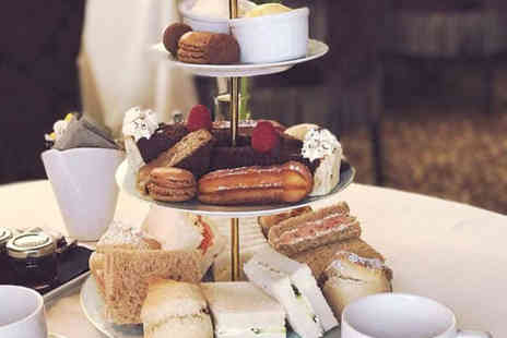 The Town House Durham - An afternoon tea for two people - Save 33%