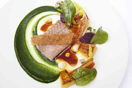 Galvin La Chapelle - Michelin Starred Two Course Lunch or Three Course Dinner and Drink for Up to Four - Save 38%