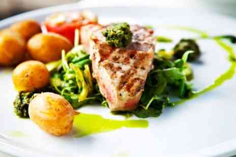 Ostlers at Number One - Two Course Sunday Lunch for Two or Four - Save 14%