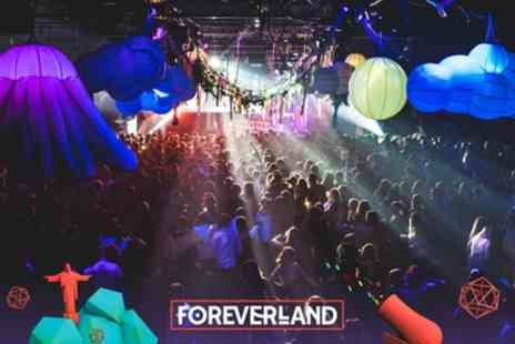 MEGA Events - One VIP ticket to see Foreverland on 6 October To 24 November - Save 50%