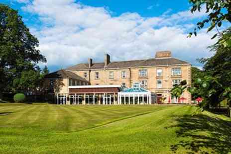 Gilsland Hall Hotel - Two night Cumbria getaway with afternoon tea - Save 60%