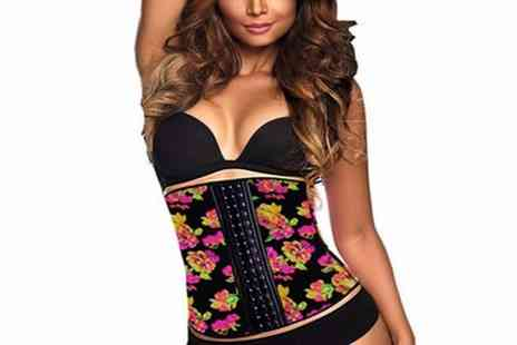 Boni Caro - Coloured waist trainer choose from four colours - Save 83%