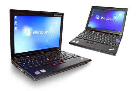 Techy Team - A refurbished Lenovo IBM X200 Thinkpad - Save 42%