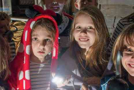 Museum of London - Exclusive Early Bird Saving Museum of London Docklands Night Owls Sleepover - Save 18%