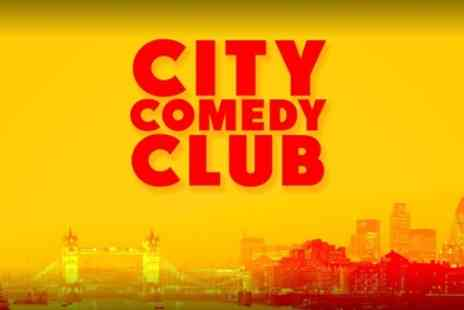 City Comedy Club - City Comedy Club Entry with XPA Beer for Up to Six - Save 40%