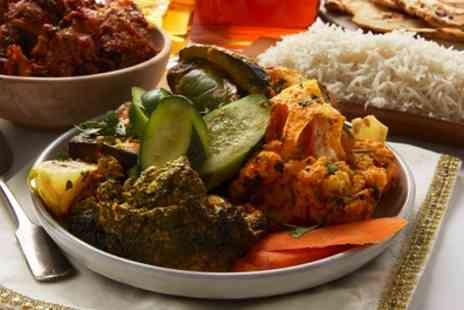 Alishan Tandoori - Two Course Indian Meal with Side for Two or Four - Save 47%