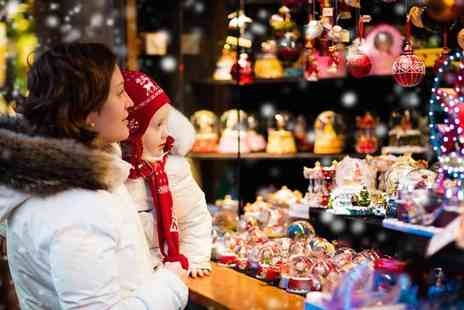 Elite London Events - Two tickets to the Chelsea Enchanted Christmas Fair with a mince pie and hot chocolate each - Save 30%