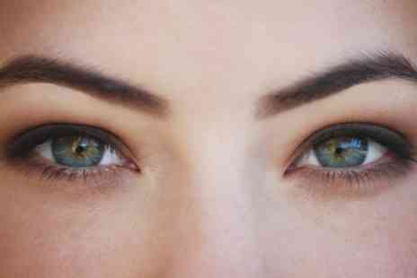 Lola Aesthetics - Full Set of Semi Permanent or Russian Eyelash Extensions - Save 55%