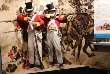 Soldiers of Gloucestershire Museum - Soldiers of Gloucestershire Museum Entry for Two or Four - Save 33%