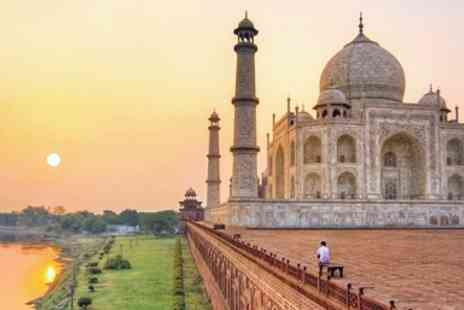 On the Go Tours - Seven night escorted group tour with Taj Mahal & Amber Fort - Save 0%
