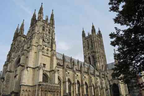 Evan Evans Tours - Canterbury Cathedral Christmas Day Trip from London with Lunch including Rochester and Dover - Save 0%