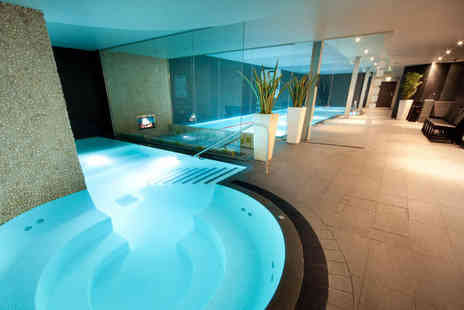 The Club & Spa Chester - Luxury 4 Star spa day for two including full spa access and two treatments each - Save 49%