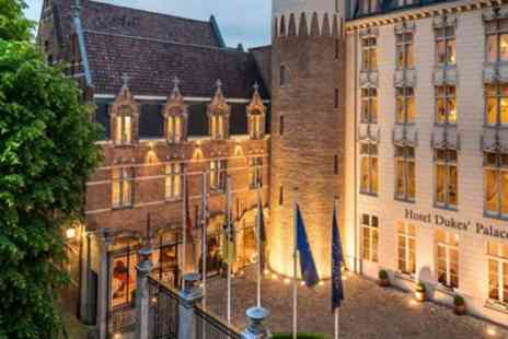 Hotel Dukes Palace - Superior Room with Breakfast for Two at Hotel Dukes Palace - Save 38%