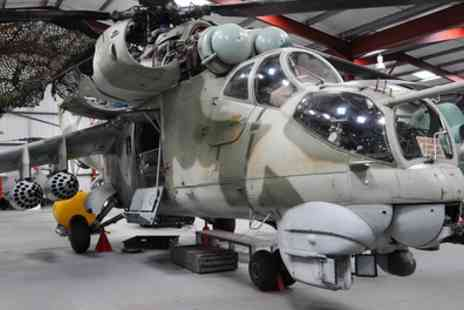 The Helicopter Museum - The Helicopter Museum Family Ticket for Two Adults and Three Children - Save 59%