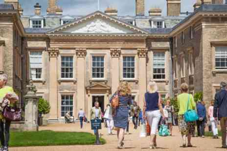 The Althorp Literary Festival - One ticket to a single festival session on 5 To 7 Oct 2018 - Save 50%