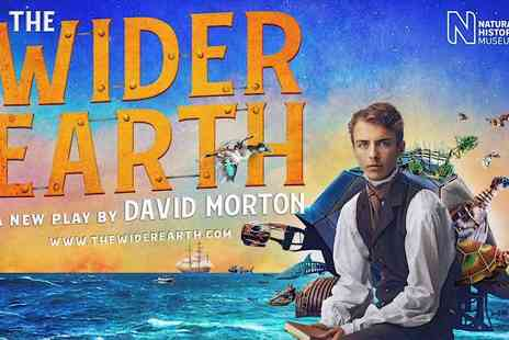 Ingresso - Ticket to The Wider Earth at the Natural History Museum - Save 34%