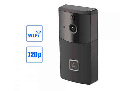 HXT Goods - Android Compatible Video Doorbell With App - Save 61%