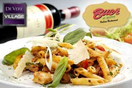 Buca di Beppo - Authentic Italian Family Cuisine - Save 50%