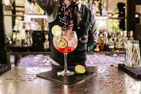 Dice Bar - Cocktail masterclass for one or two person including two drinks - Save 68%