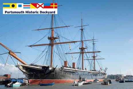 Portsmouth Historic Dockyard - Childs annual pass Full Navy Ticket to Portsmouth Historic Dockyard - Save 36%