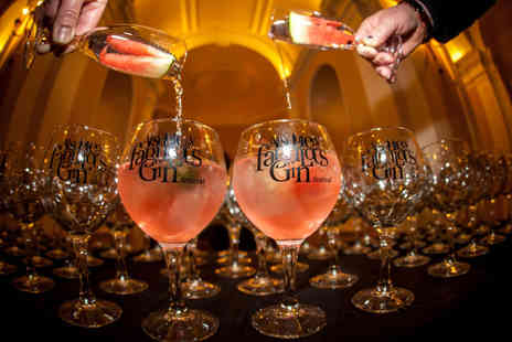 Absolutely Fabulous Gin Festival - Two entry tickets to the Absolutely Fabulous Gin & Rum Festival Halloween Party including a welcome drink and take home samples - Save 65%