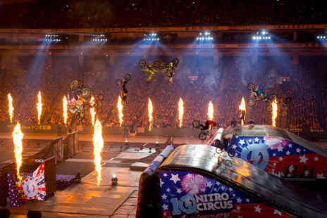 Kilimanjaro Live - Standard ticket to see Nitro Circus You Got This Tour - Save 27%