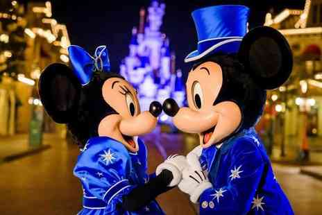 Weekender Breaks - Two or three night Disneyland Paris stay with a one day two park ticket and return flights - Save 40%
