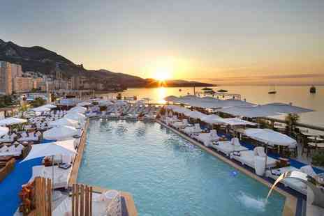 Fairmont Monte Carlo - Four Star Elegant Stay For Two in the Capital of Glamour - Save 80%