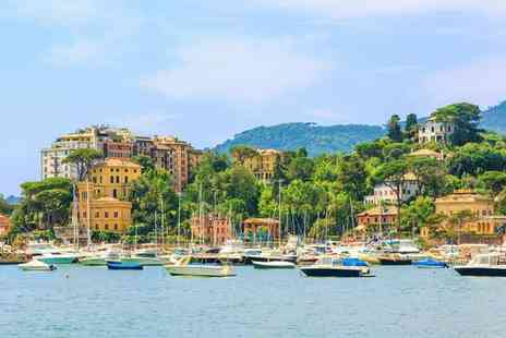 Grand Hotel Bristol Resort & Spa - Four Star Historic Hotel Stay For Two on the Italian Riviera - Save 70%