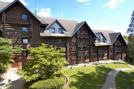 DoubleTree by Hilton Hotel - Four Star Woodland Views & Close to the City Centre For Two - Save 40%