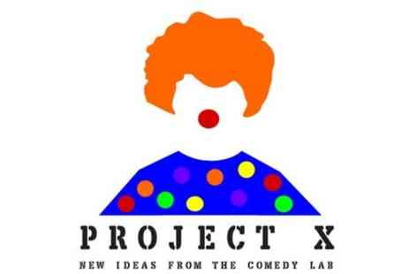 Monkey Barrel Comedy - Project X Ticket - Save 0%