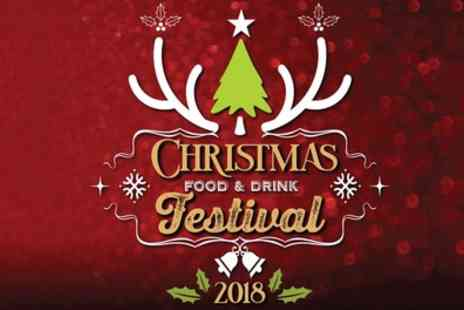 Sedgefield Racecourse - Christmas Food and Drink Festival on 23 To 24 November - Save 0%
