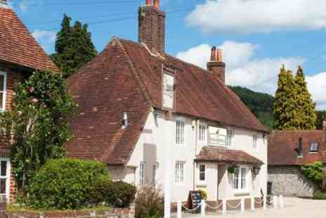 The Partridge Inn - Three course dinner for 2 at pretty West Sussex pub - Save 44%
