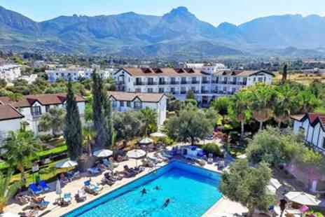 Cyprus Paradise - Seven night Kyrenia with free meals & 15% off spa treatments - Save 0%