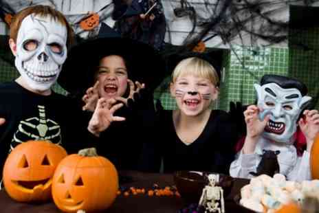 Reloved Home - Halloween Bunting Making Class for Up to Two Adults and Two Children - Save 0%