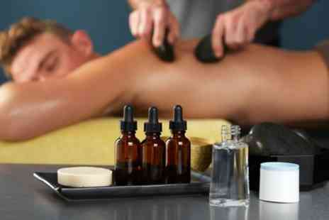 Amici Beauty - Back, Neck and Shoulder or Full Body Aromatherapy Massage - Save 47%