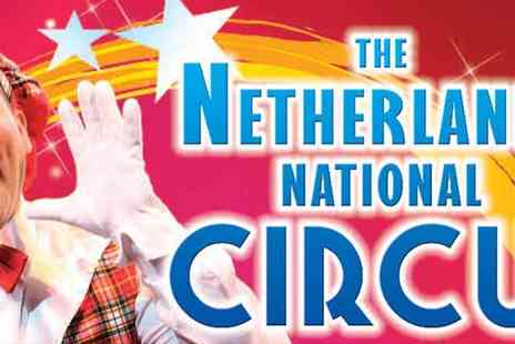 Fiesta Entertainments - The Netherlands National Circus in Dartford, Chingford & Wanstead Flats, Dazzling Dance, Music, and Theatre - Save 50%