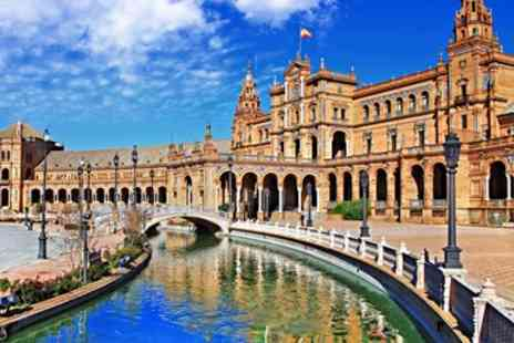 Cosmos - Seven night Andalucia & Seville river cruise with flights - Save 0%