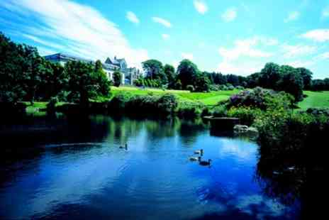 Shrigley Hall Hotel - Standard Twin or Double or Deluxe Room for Two with Breakfast, Dinner and Optional Spa - Save 0%