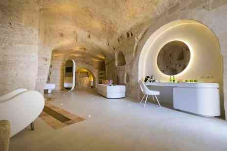 Aquatio Cave Luxury Hotel & Spa - Five Star Spa Retreat For Two in Quirky Cave Property - Save 70%