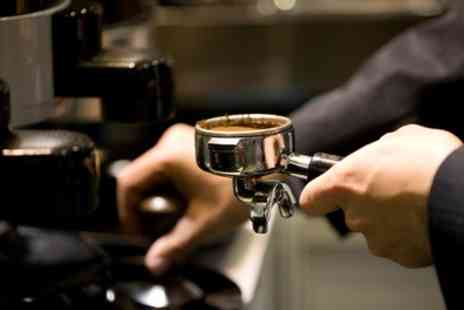 Brighthelm Centre - 90 Minute Barista Introduction Training for One or Two - Save 52%
