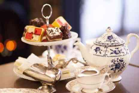 The Hope Anchor Hotel - Traditional or Prosecco Afternoon Tea for One or Two - Save 34%