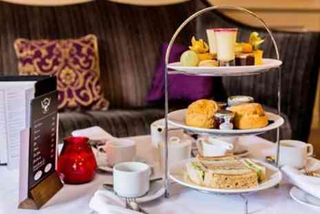 Surya Hotels - Afternoon tea & bubbly for 2 at beautiful hotel - Save 37%