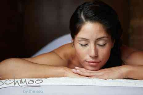 Schmoo by the Sea - Three treatment pamper package - Save 57%