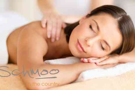 Schmoo in the country at Hilton Puckrup - Luxury Spa Pamper package - Save 57%