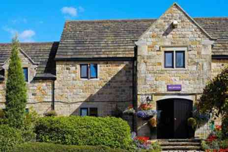 Tankersley Manor - South Yorkshire spa day with facial And massage - Save 0%
