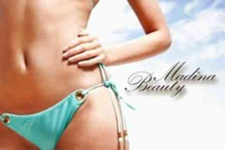 Madina Beauty - Full Body Spray Tan One - Save 61%