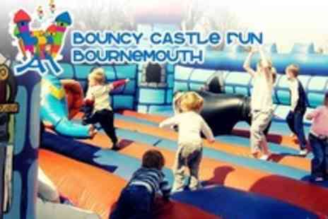 A1 Bouncy Castle Fun - Bouncy Castle Party Kids or Adults Package - Save 50%