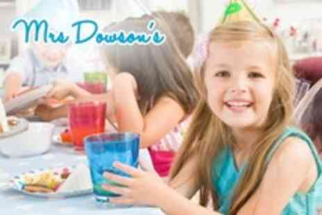 Mrs Dowsons - Farm Party For Ten Kids With Hot Food Party Bags and Ice Cream - Save 60%