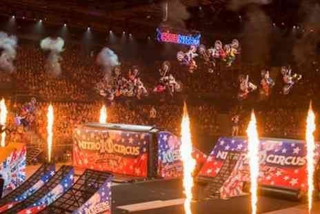 Nitro Circus Live - Ticket to Nitro Circus, You Got This Tour on 20 to  24 November - Save 28%